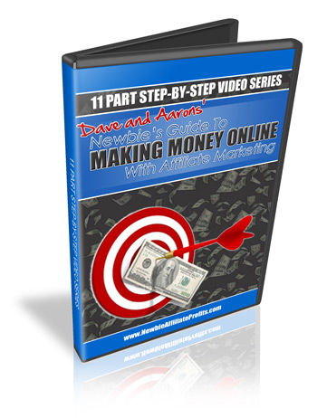 8 Brand New Reseller Products - Newbie's Guide to Making money Online Cover