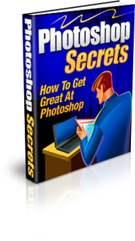 8 Brand New Reseller Products - Photoshop Secrets eBook Cover