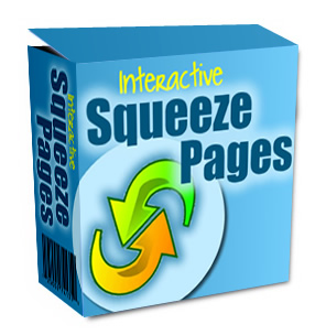 8 Brand New Reseller Products - Interactive Squeeze Page Box Cover