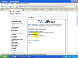 How to Create & Post Your Own Wordpress Blog Video Tutorials screenshot 2