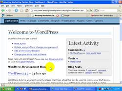 How to Create & Post Your Own Wordpress Blog Video Tutorials screenshot 3