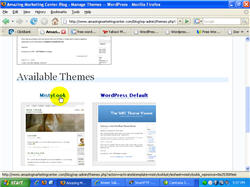 How to Create & Post Your Own Wordpress Blog Video Tutorials screenshot 4
