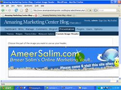 How to Create & Post Your Own Wordpress Blog Video Tutorials screenshot 5