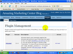 How to Create & Post Your Own Wordpress Blog Video Tutorials screenshot 7