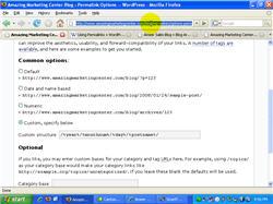 How to Create & Post Your Own Wordpress Blog Video Tutorils screenshot 9