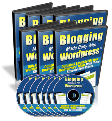 Create & Post Your Own Wordpress Blog Video Tutorials eCover