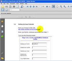 How to Install cgi & php Web Server Scripts screenshot 2