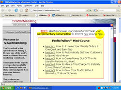 How To Set Up Your Own Mailing List Quickly & Easily Video Package screenshot 1