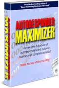 The Ultimate Software and eBook Collection  - Autoresponder Maximizer eCover