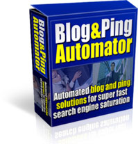 The Ultimate Software and eBook Collection - Blog & Ping Automator eBox