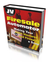 The Ultimate Software and eBook Collection - JV FireSale Automator eCover