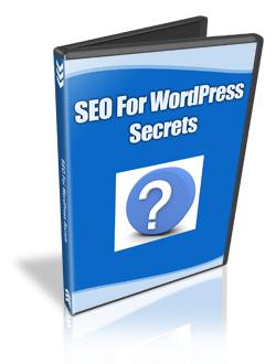 Search Engine Optimization for WordPress Secrets eCover