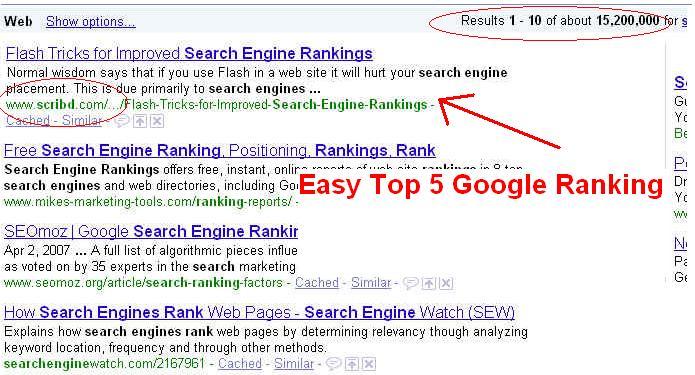 Scribd Traffic Exposed - google screen proof