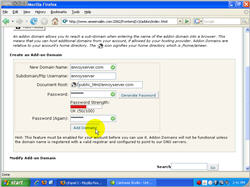 How to Manage Your Hosting Account cPanel screenshot 17