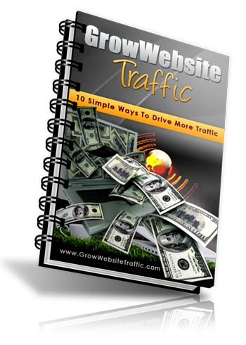 10 How to build website & increase website traffic video course package -  Simply Ways to Drive More traffic eCover