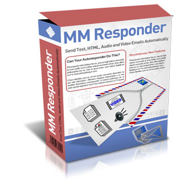 Multi-Media Autoresponsder System - MM Responder