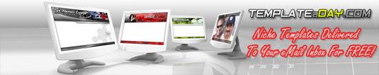 Free Niche Web Templates banner