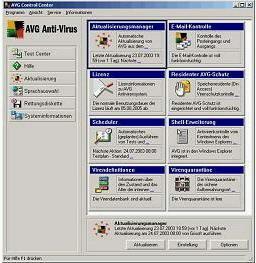 AVG Antivirus Free Edition image