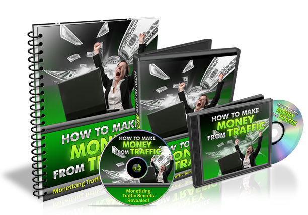 How to Make Money from Traffic cover